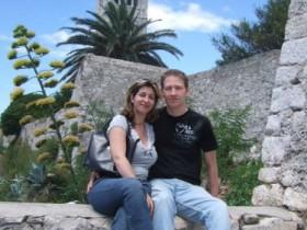 Urlaub Kroatien'08 - Rab