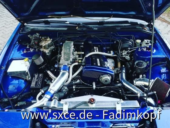 Fadimkopf motorraum