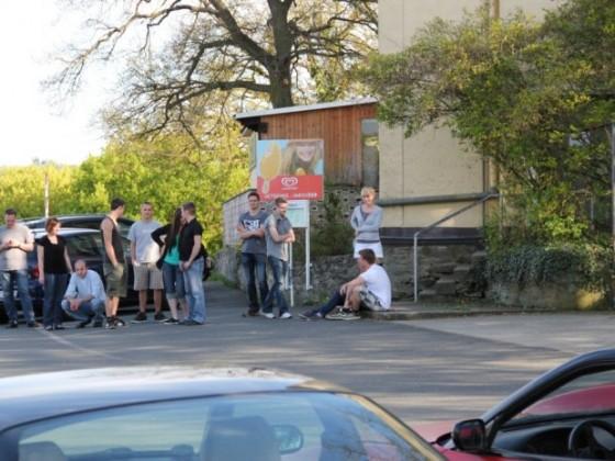Stammtisch Hessen Oestrich-Winkel am Rhein April 2011