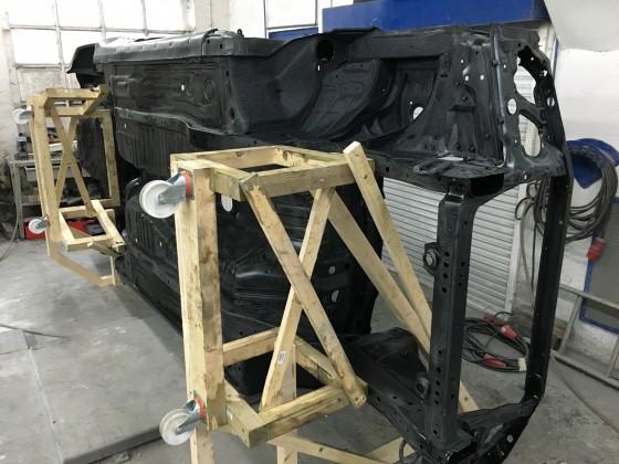 Restauration R33 GTR