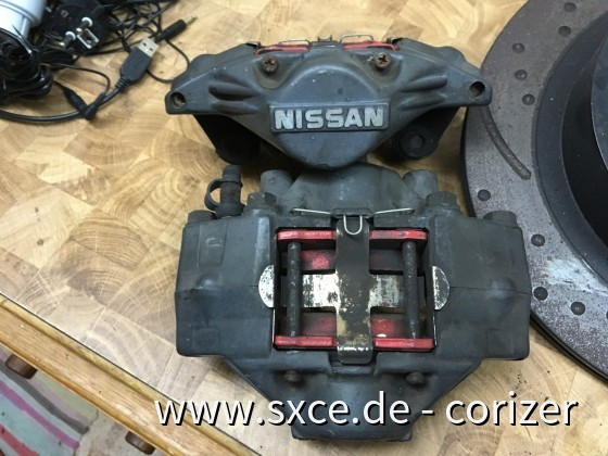 GTR Bremsen Update
