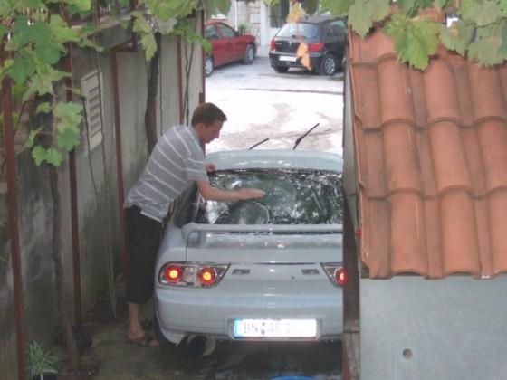 Urlaub Kroatien'08 - Trogir