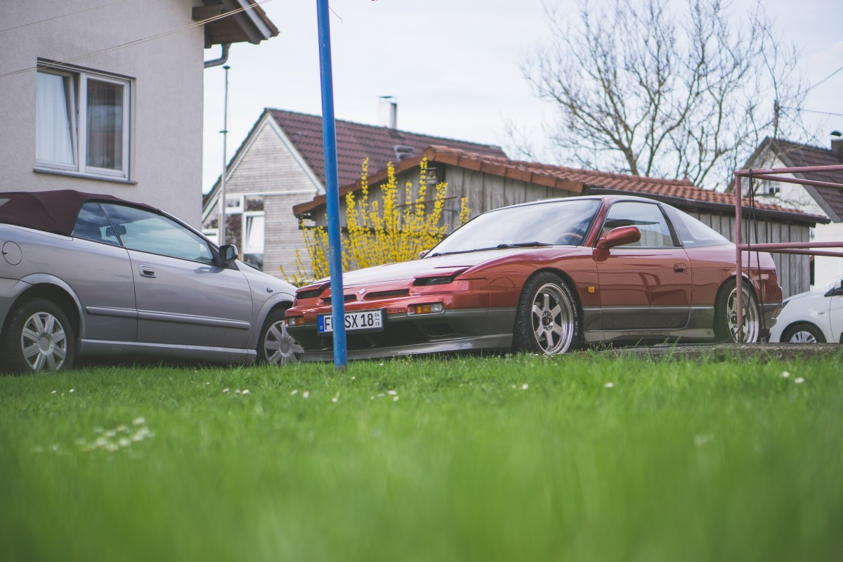 Nissan 200SX S13 Two Tone mal andres