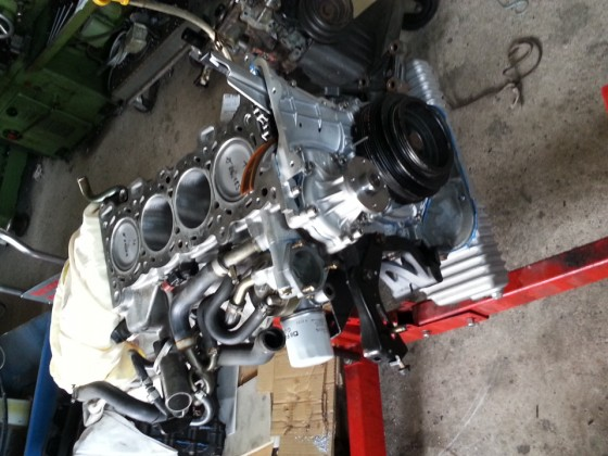 ZEX powered SR20