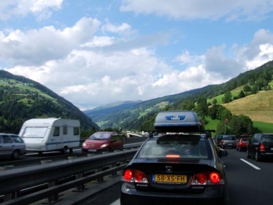 Urlaub Kroatien'08 - Abreise