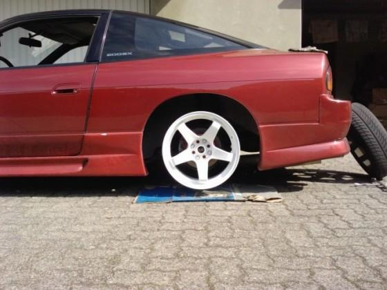 Rota GTR White 17x9