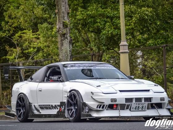 Masao Otani's 180SX