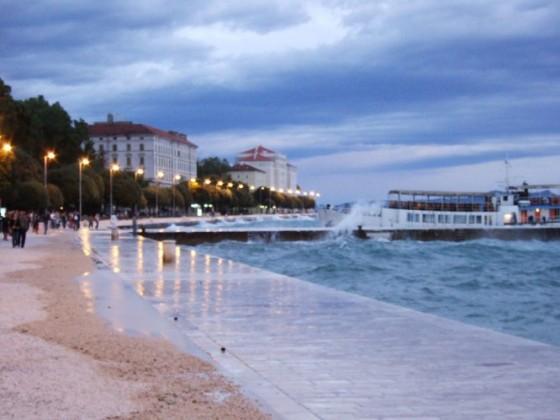 Urlaub Kroatien'08 - Zadar